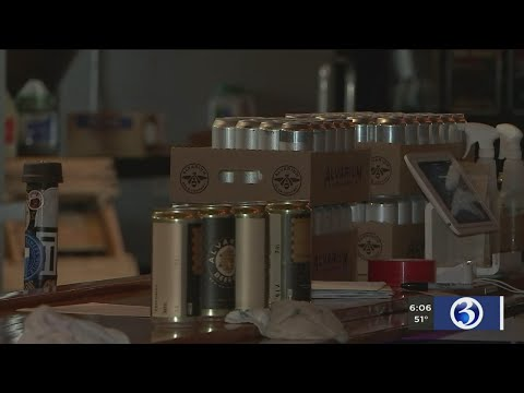 VIDEO: Local Craft Breweries Allowed To Start Delivering Beer