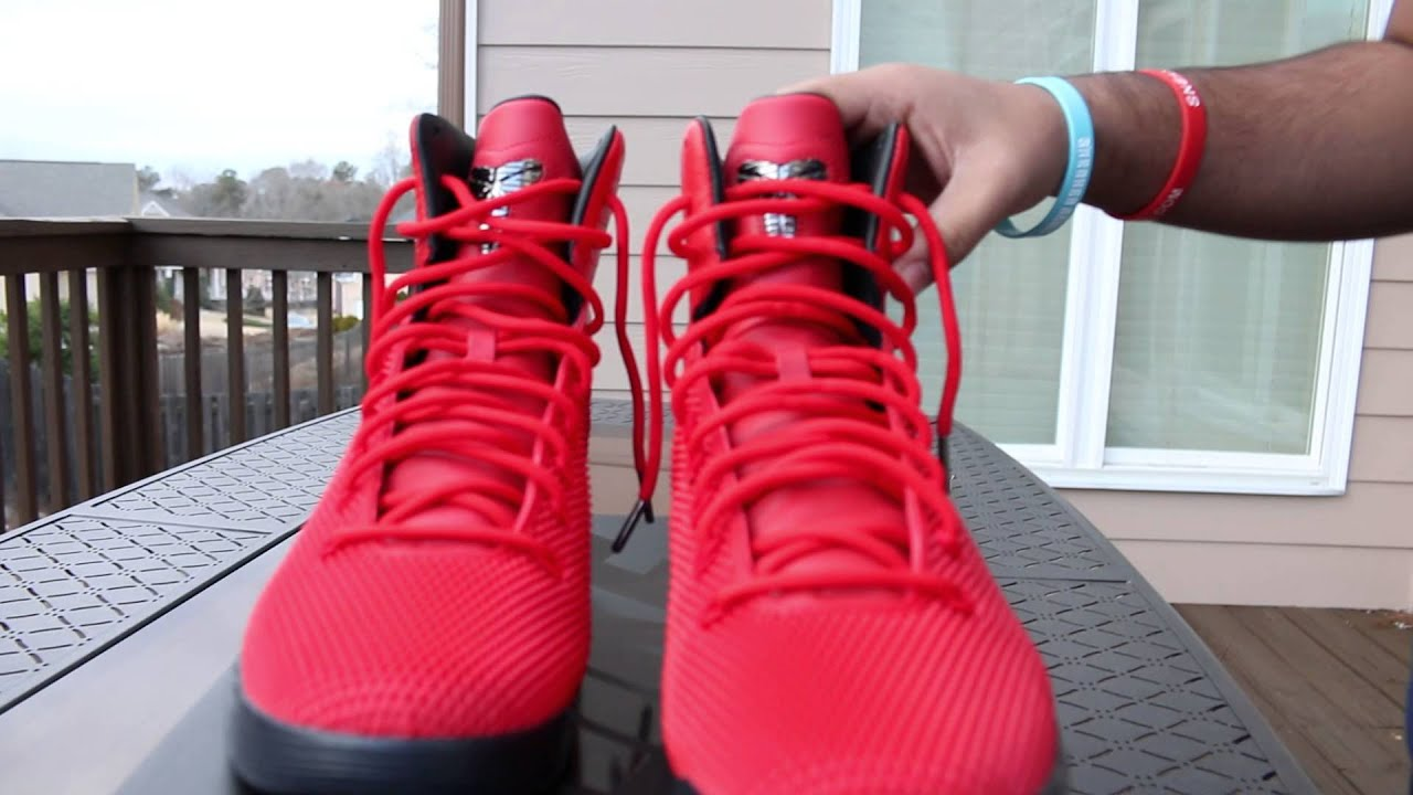 pretty nice 34d27 2abec Kobe 9 High Krm Ext detailed review  Red Mamba