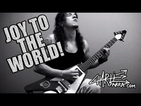 Joy to the world - Merry Heavy Metal Christmas