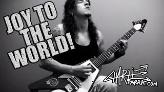 Joy to the world - Merry Heavy Metal Christmas