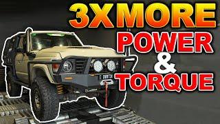 HUGE DIRTY 30 POWER GAINS! – Shauno was SHOCKED!   770+Nm & Lower EGTS – how he did it!