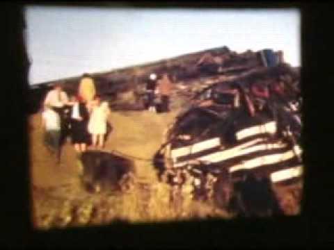 Northern Pacific Railroad derailment Dickinson, ND