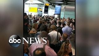 Computer glitch strands thousands of British Airways passengers