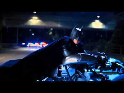 The Dark Knight Rises - Batman's First Appearance[HD]