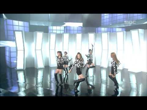 KARA - Jumping, 카라 - 점핑, Music Core 20101120