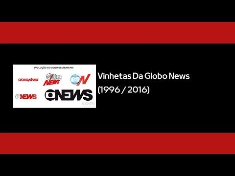 Vinheta Globo News 1996 2016 Youtube