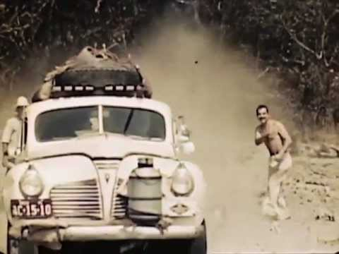 Rough Road to Panama, 1940's Pan American Highway Journey - Charlie Dean Archives / Archival Footage