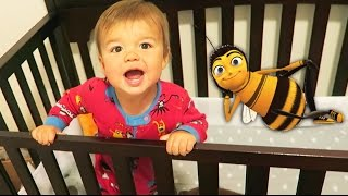 BABY BEE STING!