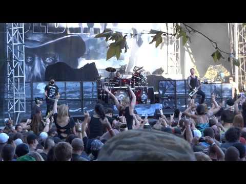 Volbeat 16 Dollars Aftershock Festival 2013