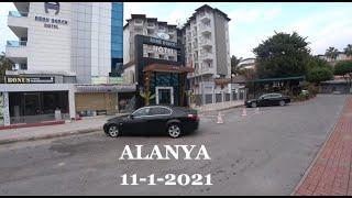 ALANYA Ваши любимые отели на Клеопатре Алания 11 января 2021 Турция