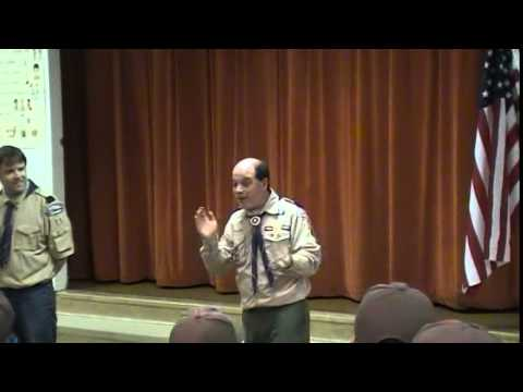 Cub Scout Song - Give Me A Tiger, A Tiger