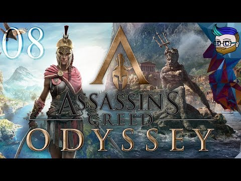 Almost Eaten By A Shark! | Assassin's Creed Odyssey #8