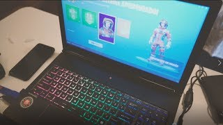 GANHEI 13500 V-BUCKS NO FORTNITE ‹ MayconLorenz ›