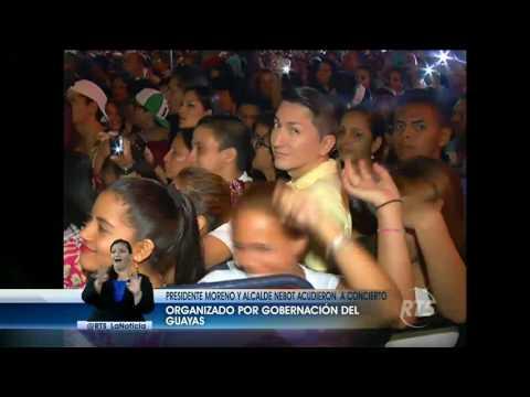 Concierto en homenaje a Guayaquil