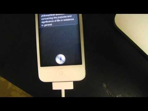 iphone 4s what can you say to siri funny easter eggs youtube. Black Bedroom Furniture Sets. Home Design Ideas