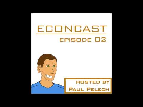 Econcast 2: Debt in Third World Countries, with Mike Jones