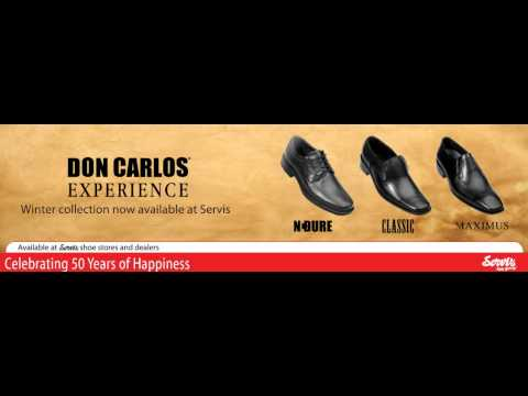[Digispace-LED Creatives] - Don Carlos - New Shoes Collection.wmv