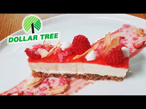 How to Make a Dollar Store Gourmet Dessert • Tasty