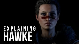 DEFAULT AND CUSTOM HAWKE in Dragon Age: Inquisition