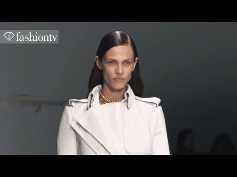 Salvatore Ferragamo Spring/Summer 2013 FULL SHOW | Milan Fashion Week | FashionTV