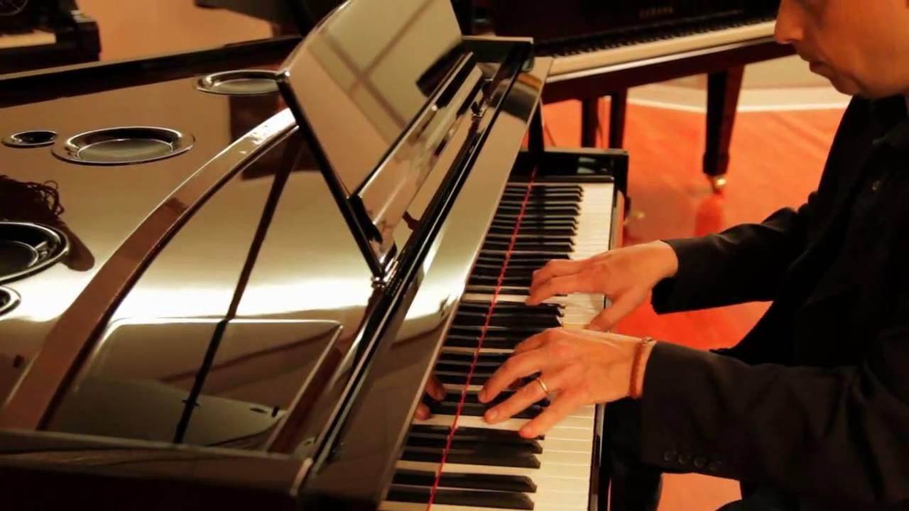 Yamaha Piano Hybride Avant Grand