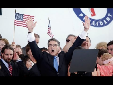 Oh My God: Rick Perry