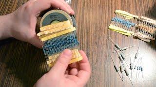 Хреновые резисторы с Aliexpress