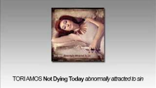 "Acoustic/Vocal Cover: ""Not Dying Today"" (Tori Amos)"