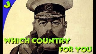 War Thunder Basics Which Country is Best For You ?