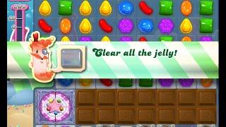 Candy Crush Saga Level 924 walkthrough (no boosters)