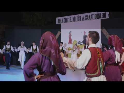 Cypriot Intangible Cultural Heritage Project, Folk Dance Group 27-06-2016