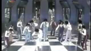 Nicholas Brothers & Michael Jackson
