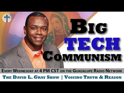 Big-Tech Embraces Communism Model