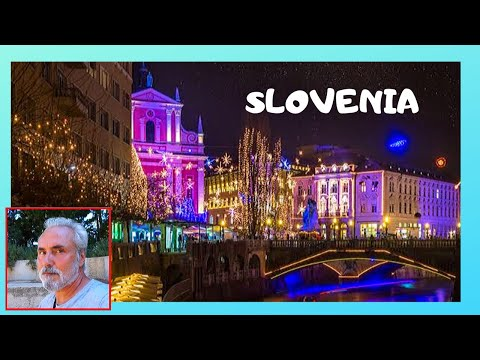 SLOVENIA and night-life in its beautiful capital, LJUBLJANA