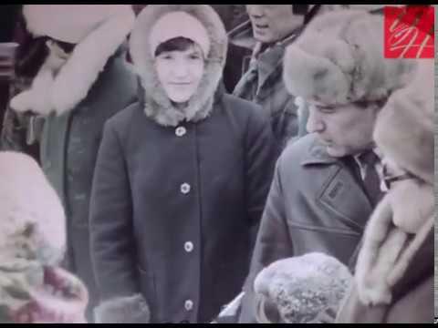 Проводы русской зимы в Углегорске (1979 год, о. Сахалин)