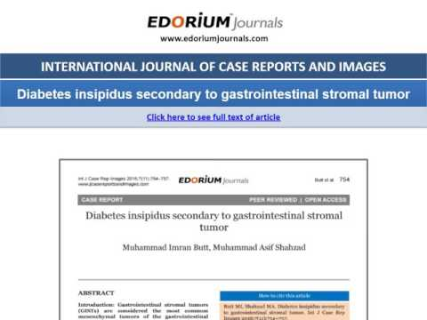 International Journal Of Case Reports And Images - November  2016