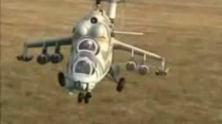 Полёт копийного вертолёта Ми-24(Полёт копийного вертолёта Ми-24 (какой умник в начале ролика написал МИГ - неизвестно)))) Много моделей на..., 2009-08-01T19:16:05.000Z)