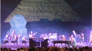 Yanni Live At The Pyramids Sending Message From Egypt To Felitsa HD