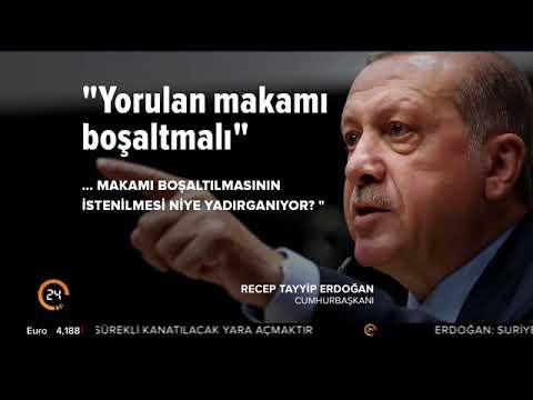 Cumhurbaşkanı Erdoğan'dan Meral...