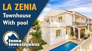 Download Mp3 Renovated Townhouse In La Zenia With Private Pool  Ref 7124