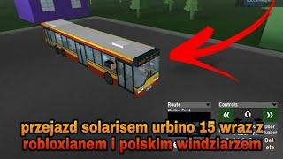 Solaris urbino 15 - roblox #21