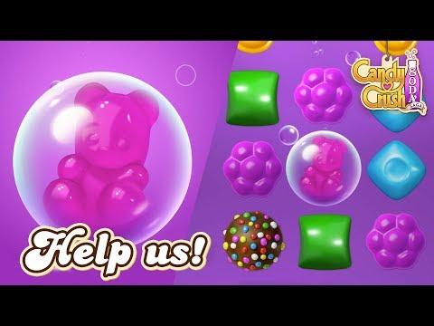 Candy Crush Soda Saga: Free The Candy Bears!