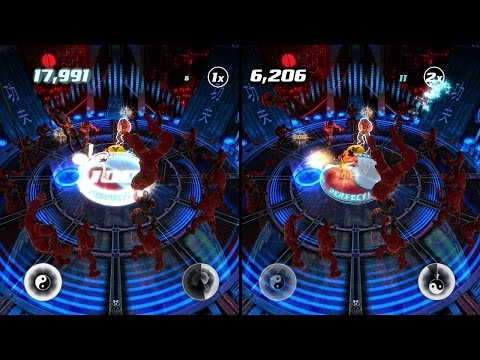 KickBeat Special Edition: Xbox One gameplay