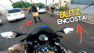 CA NA BLITZ COM A CBR1000 REPSOL   Bruno Garcia