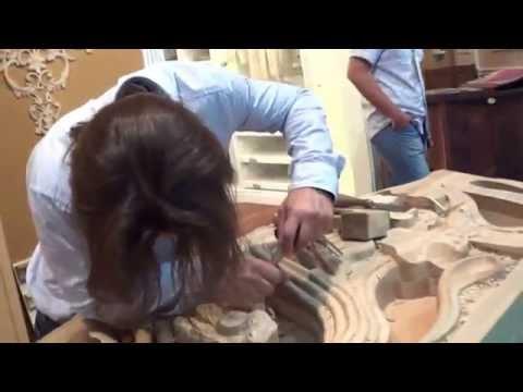 Мебельная фабрика Мирт - ручная резьба по дереву