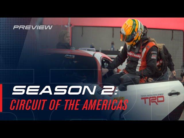 Season 2 Preview: Circuit of the Americas