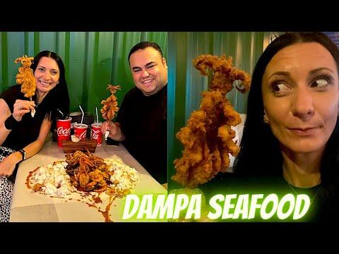 DAMPA Seafood Restaurant ! The Best Filipino Restaurant in Dubai !
