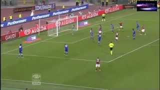 Roma Sampdoria 1-1 Ampia Sintesi
