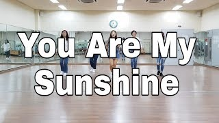 You Are My Sunshine Line Dance(Beginner) Marchy Susilani
