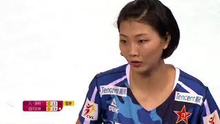2017-2018 China Volleyball League 9th Round YUAN Xinyue Highlights